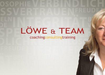 Kunde: Löwe & Team | Branche: