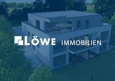 Kunde: Löwe Immobilien, Bocholt