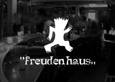 Kunde: Café freudenhaus | Branche: Gastronomie