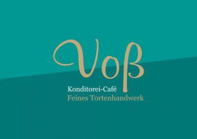 Kunde: Konditorei-Café Voß | Branche: Konditorei & Gastronomie
